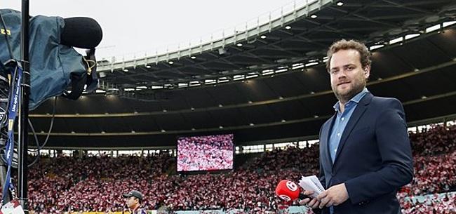 Foto: Commentator Ajax-wedstrijd verlaat Italië nu al