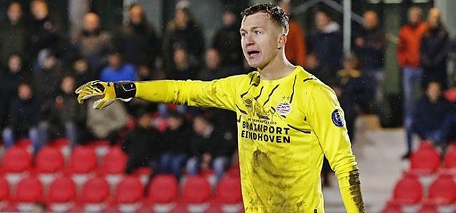 Foto: Noodlot treft PSV-goalie opnieuw:
