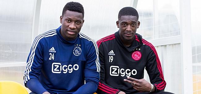 Foto: Officieel: oud Ajax-flop Yaya Sanogo heeft nieuwe club