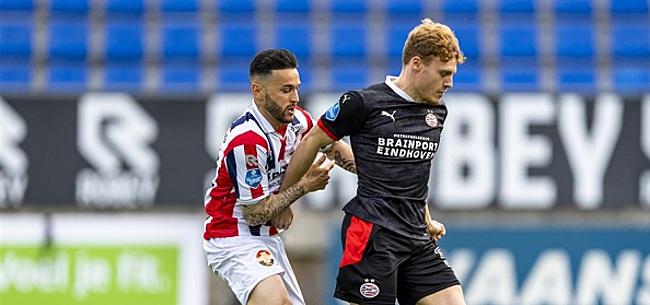 Foto: PSV toont zich onverstoorbaar na Zahavi-drama en wint