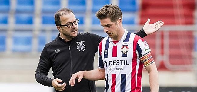 Foto: Dramatische Willem II-statistiek: