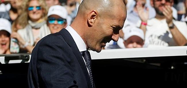 Foto: Zidane komt met opmerkelijke uitspraak over transfers Hazard en Bale