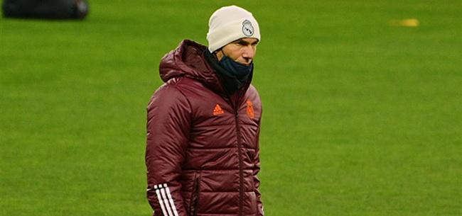 Foto: 'Zidane belt persoonlijk met transferdoelwit Real Madrid'