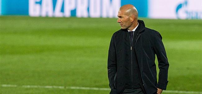 Foto: 'Real Madrid-leiding belt al met opvolger Zidane'