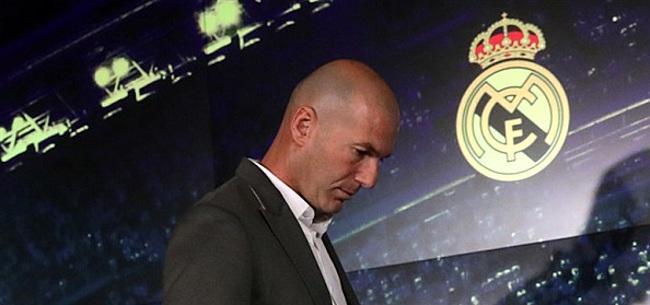 Foto: 'Zidane voert mogelijk pijnlijke wissel door bij Real Madrid'