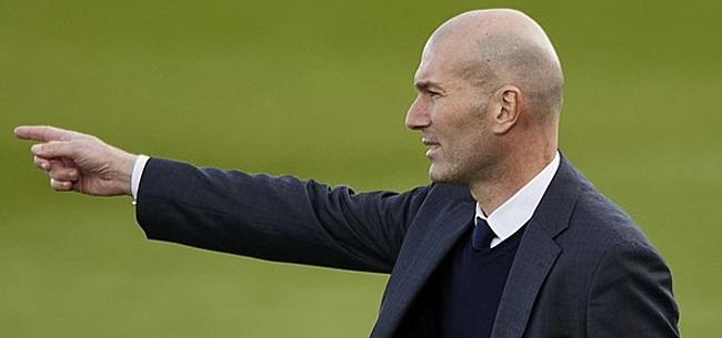 Foto: Van der Vaart vreest voor Zidane:
