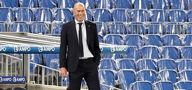 Foto: Zidane weigert op te stappen na nieuwe CL-deceptie