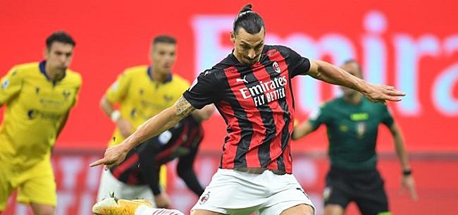 Foto: Maldini vergelijkt Zlatan met Nederlandse legende:
