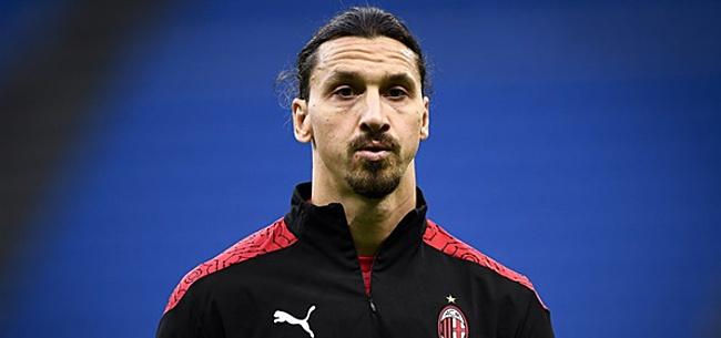 Foto: Milan bevestigt Zlatan-nieuws: