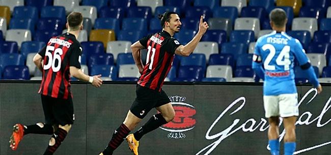 Foto: 'Komst Zlatan is een godsgeschenk geweest'