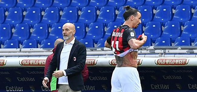 Foto: Milan wél positief over Super League: