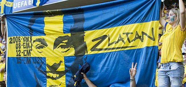 Foto: Zlatan stelt teleur bij rentree: 'Had veel meer moeten brengen'