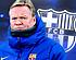 Foto: Koeman bewijst ongelijk van Lionel Messi